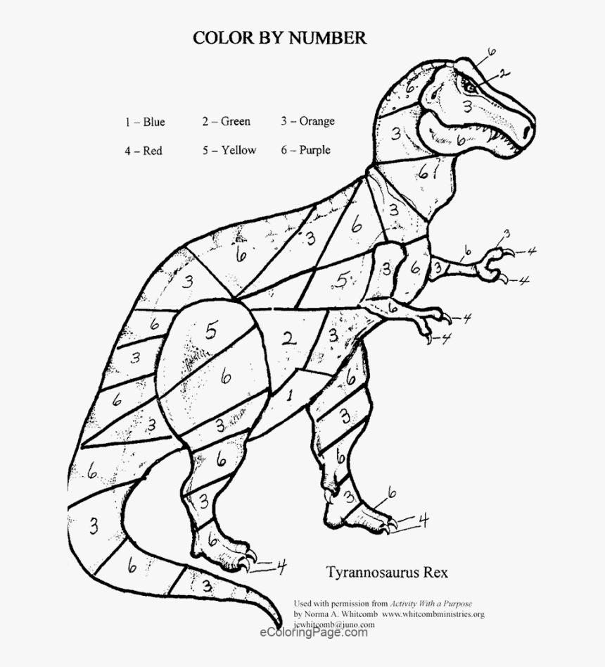 Free Printable Color by Number Coloring Pages - Best Coloring Pages For Kids | 947x860