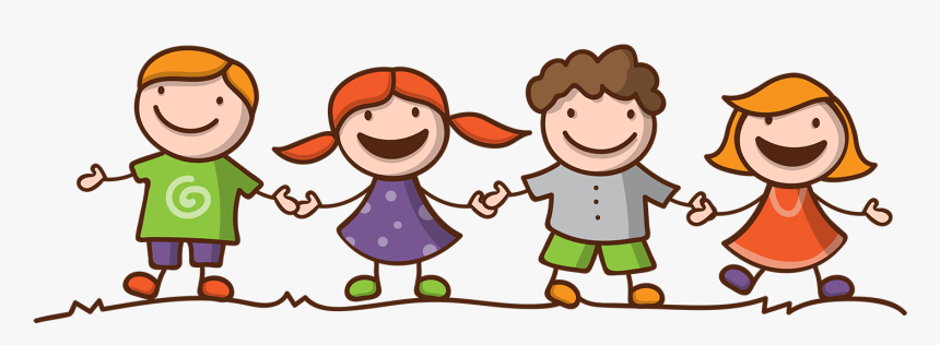 Clip Art De Mos Dadas - Bonequinhos De Mãos Dadas Para Imprimir, HD Png Download, Free Download