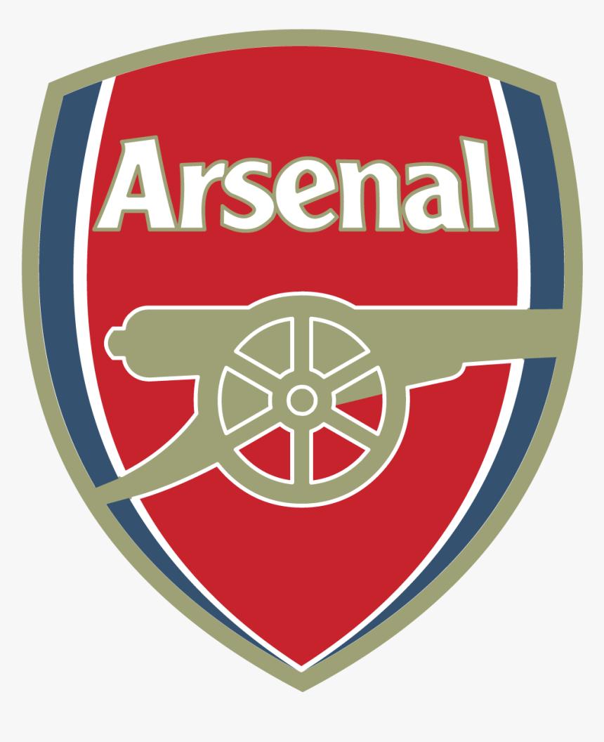 Arsenal Fc Football Club Logo Vector - Dream League Soccer Kits 2017 18 Arsenal, HD Png Download, Free Download