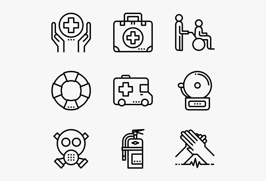 Rescue - Rescue Icon Vector Png, Transparent Png, Free Download