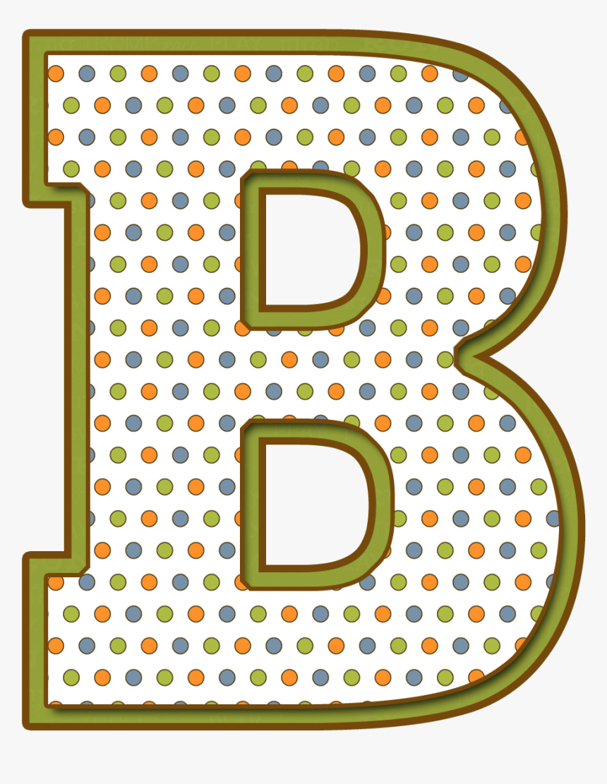 Letras Infantiles Para Imprimir A Color Grandes Mamut, HD Png Download, Free Download