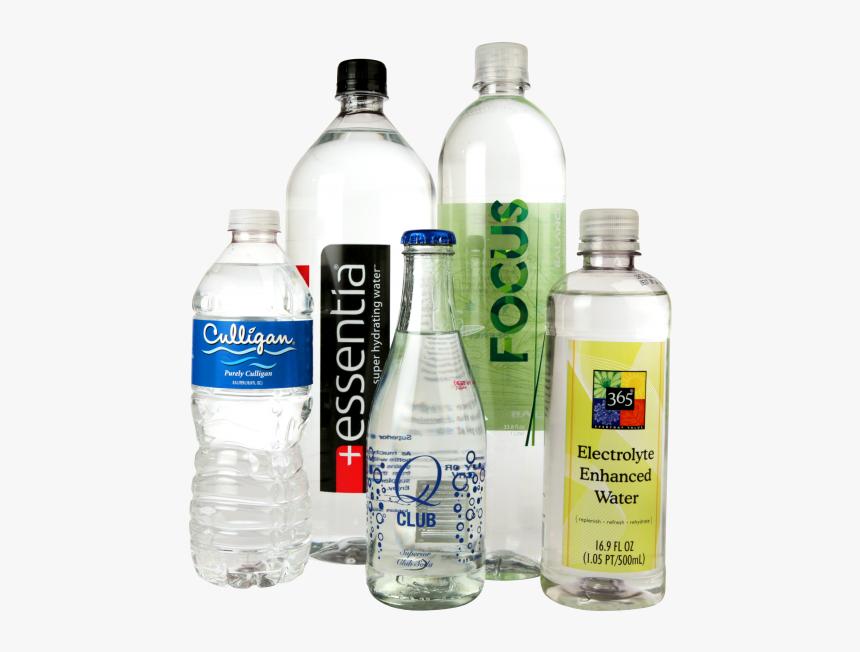 We Make Custom Beverage Labels For Water Bottles - Plastic Bottles Png, Transparent Png, Free Download