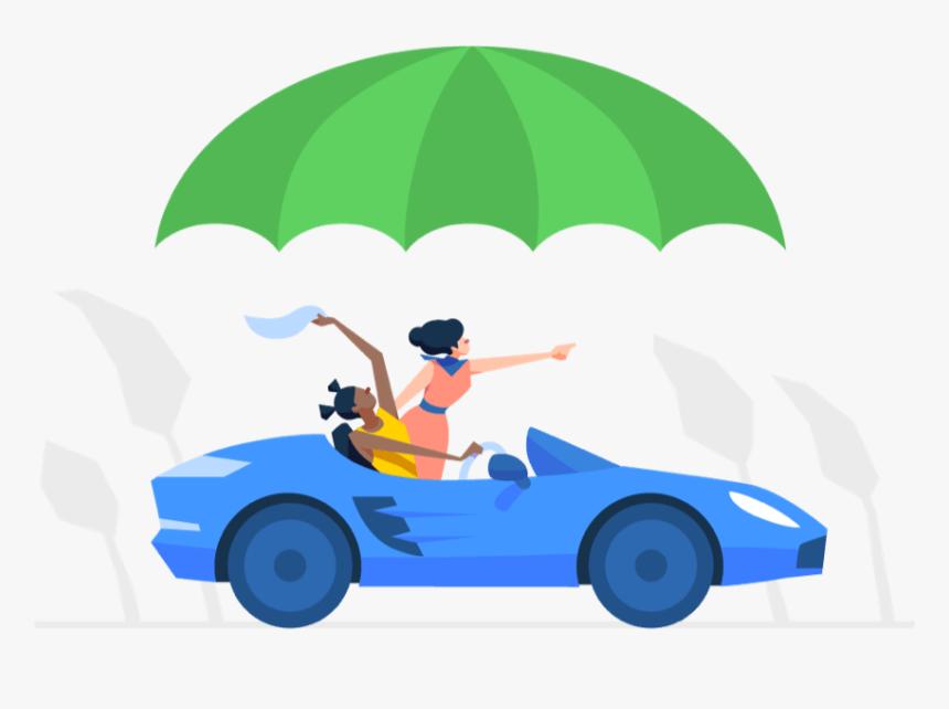 Transparent Car Insurance Png - Cartoon, Png Download, Free Download
