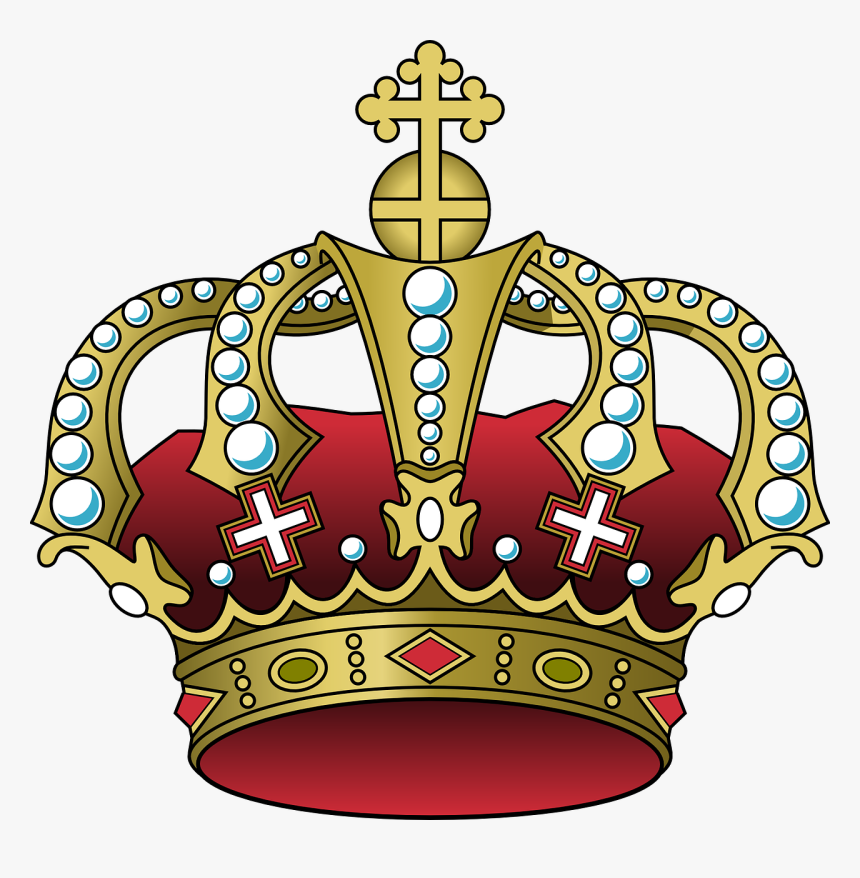 Corona Reina Rosa Png