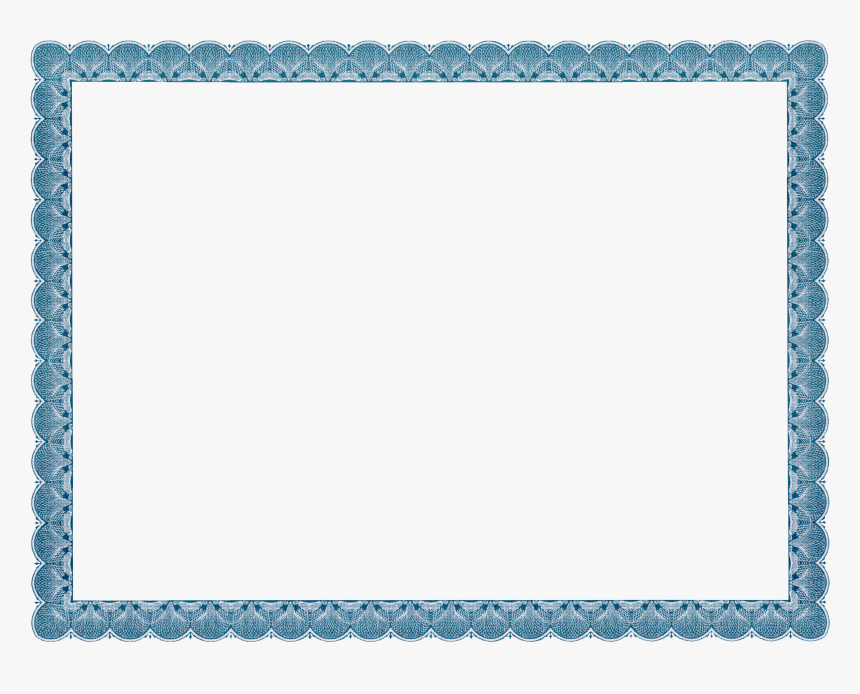 Certificate Template Png, Transparent Png, Free Download
