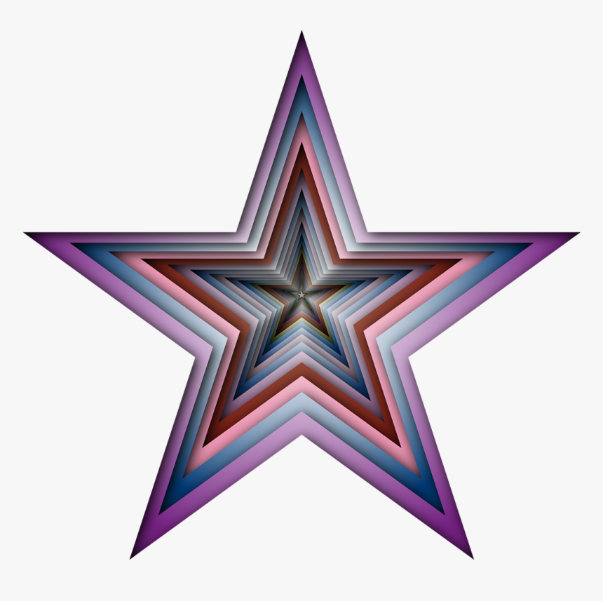Metal Star Wall Decor, HD Png Download, Free Download