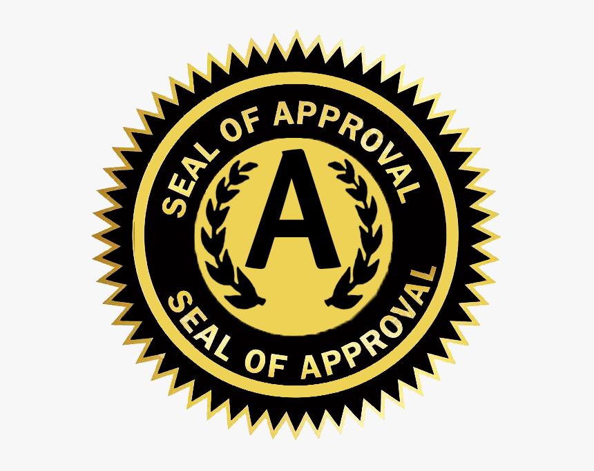 Seal Of Approval - Seal Of Approval Png, Transparent Png, Free Download