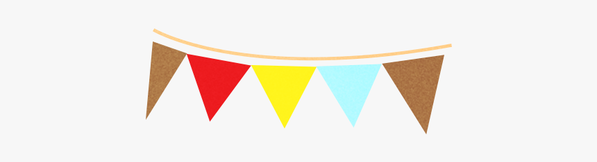 #banner #hanging #multicolor #flags - Graphic Design, HD Png Download, Free Download