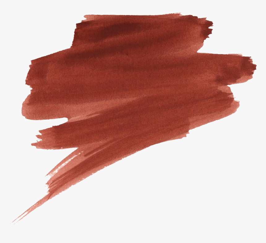 Brown Brush Stroke Png, Transparent Png, Free Download