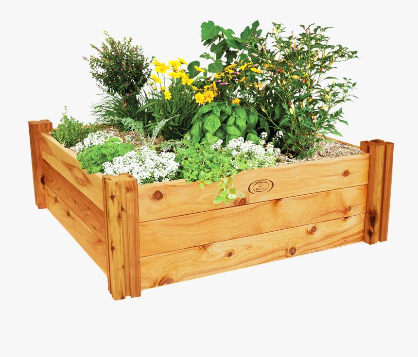 Bunnings Raised Garden Beds, HD Png Download, Free Download
