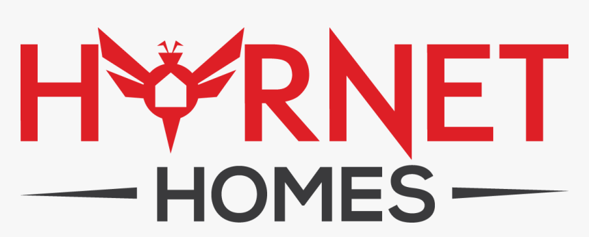 Hornet Homes Custom Home Builders Charlotte Nc - Graphic Design, HD Png Download, Free Download