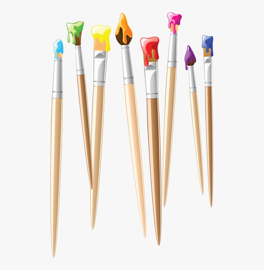 Transparent Paintbrush Clipart Png - Paint Brushes Clip ...