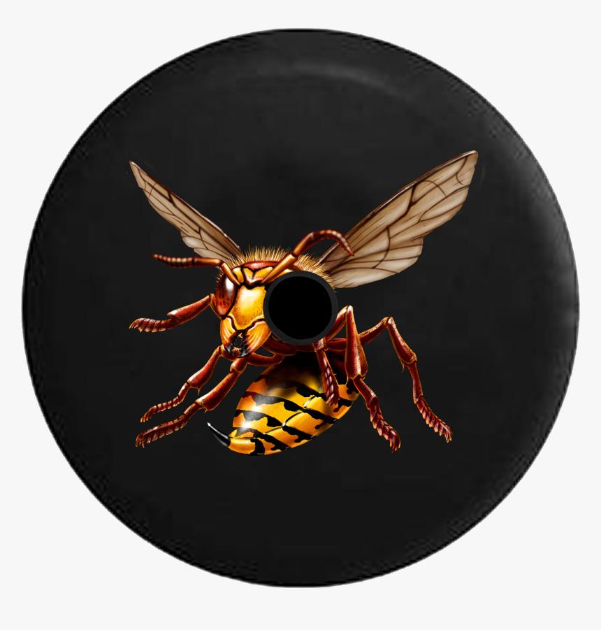 Jeep Wrangler Jl Backup Camera Day Hornet Wasp Honey - Hornet, HD Png Download, Free Download