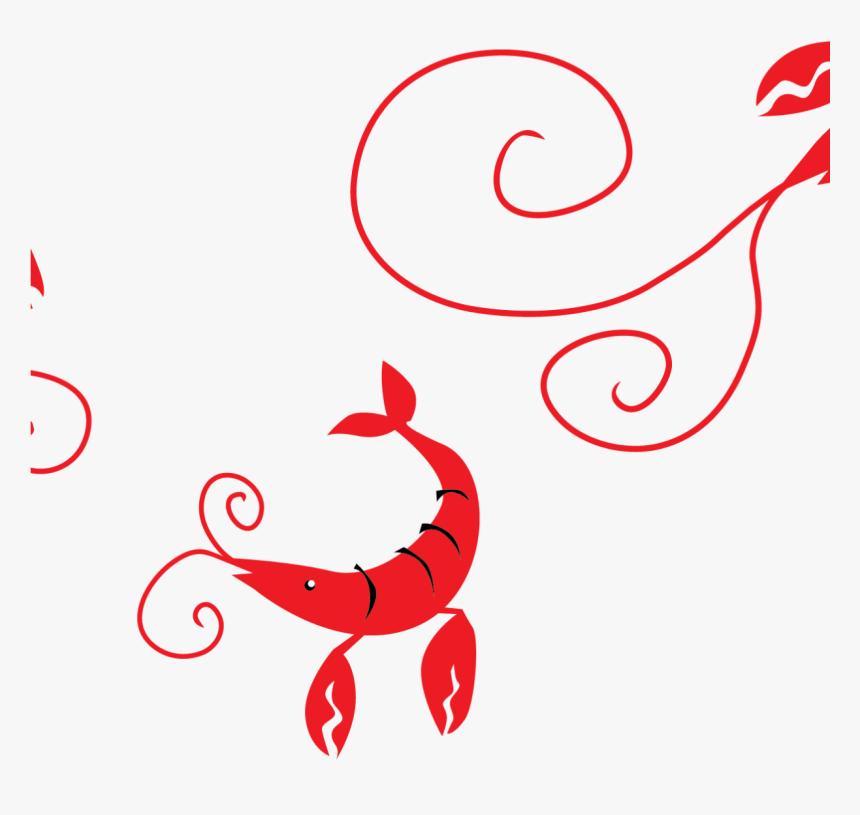 Crayfish Drawing Louisiana Crawfish Clip Art Png Download - Crawfish Clipart, Transparent Png, Free Download