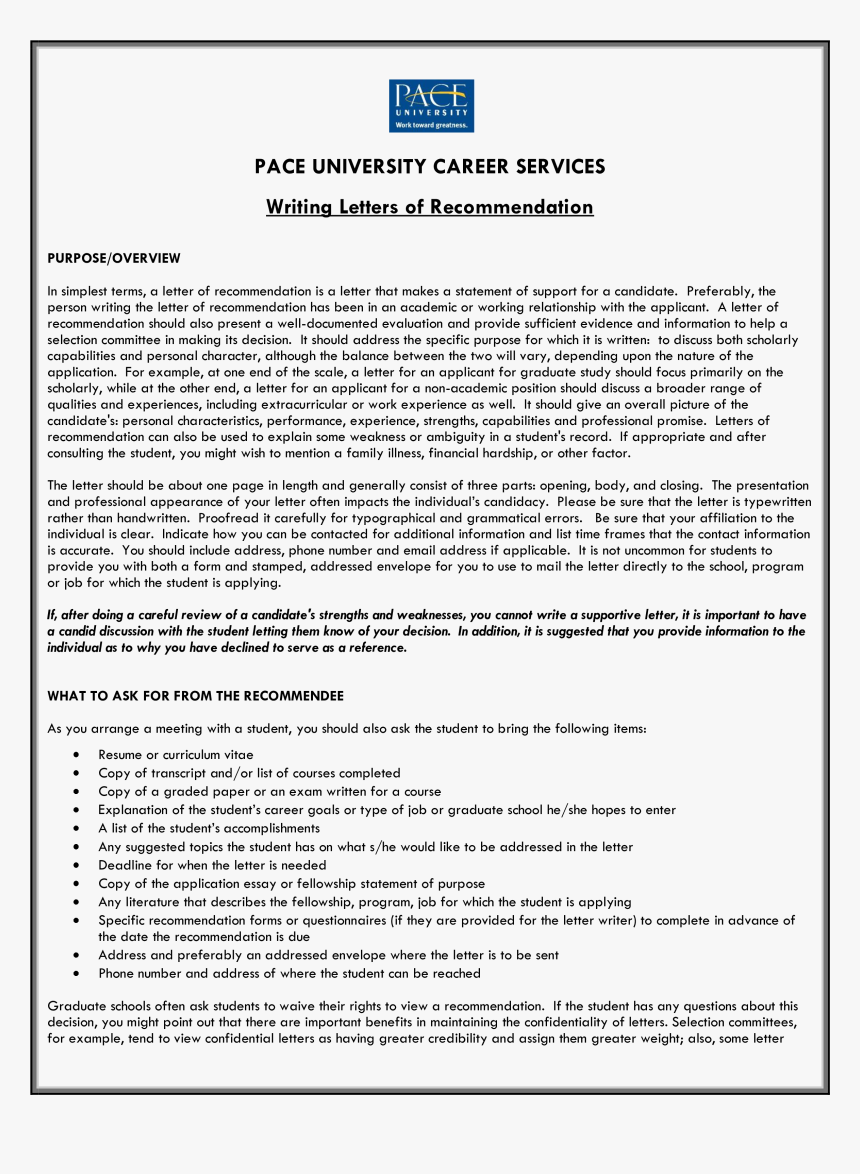 Student Reference Letter Template from www.kindpng.com