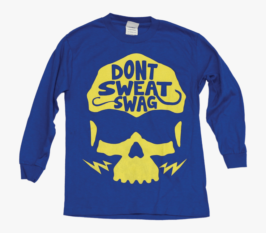 "Don""t Sweat Swag T-shirt Clipart , Png Download, Transparent Png, Free Download"