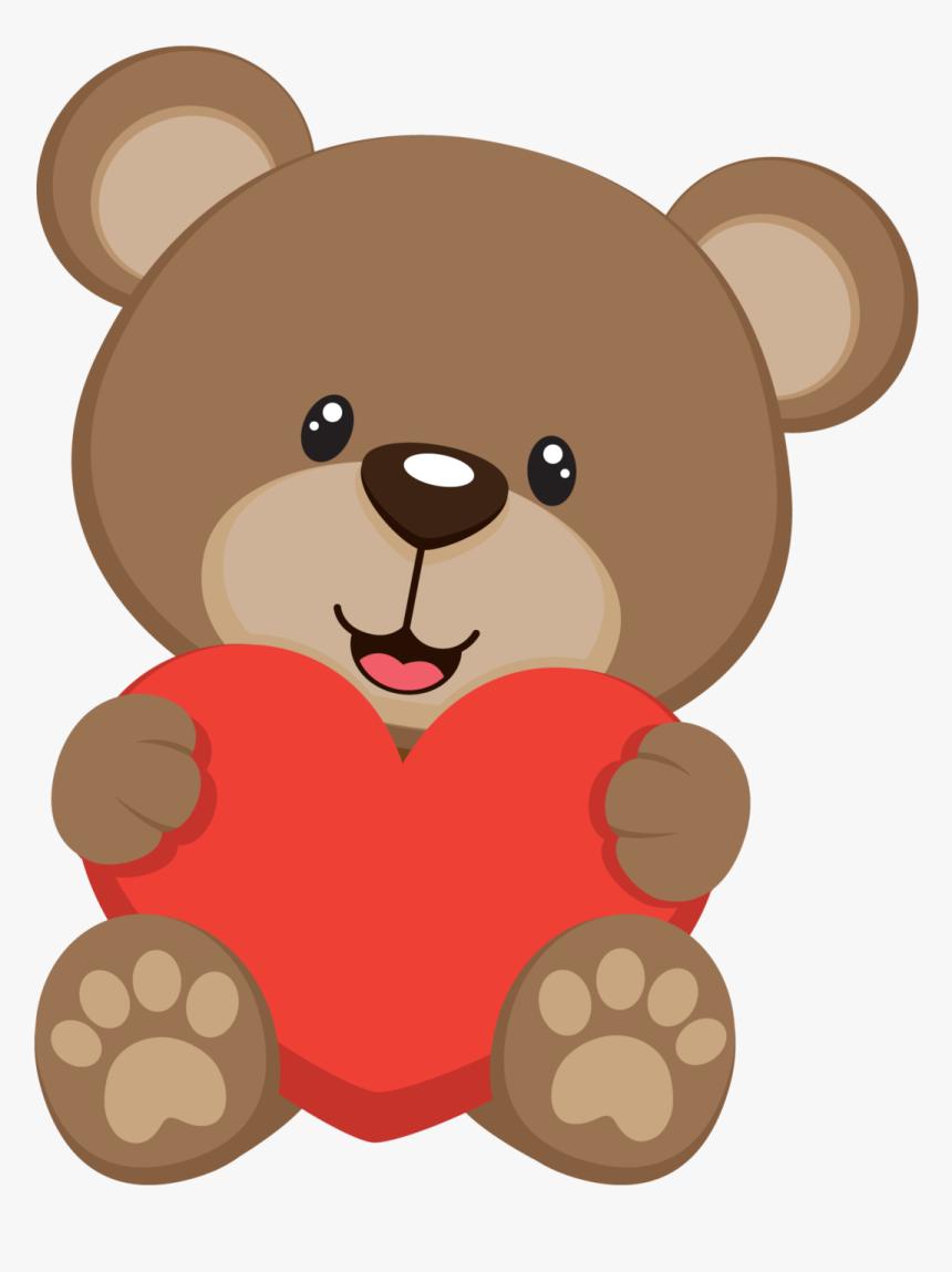 Brown Cliparts Png Teddy Bear - Cartoon Teddy Bear Png ...