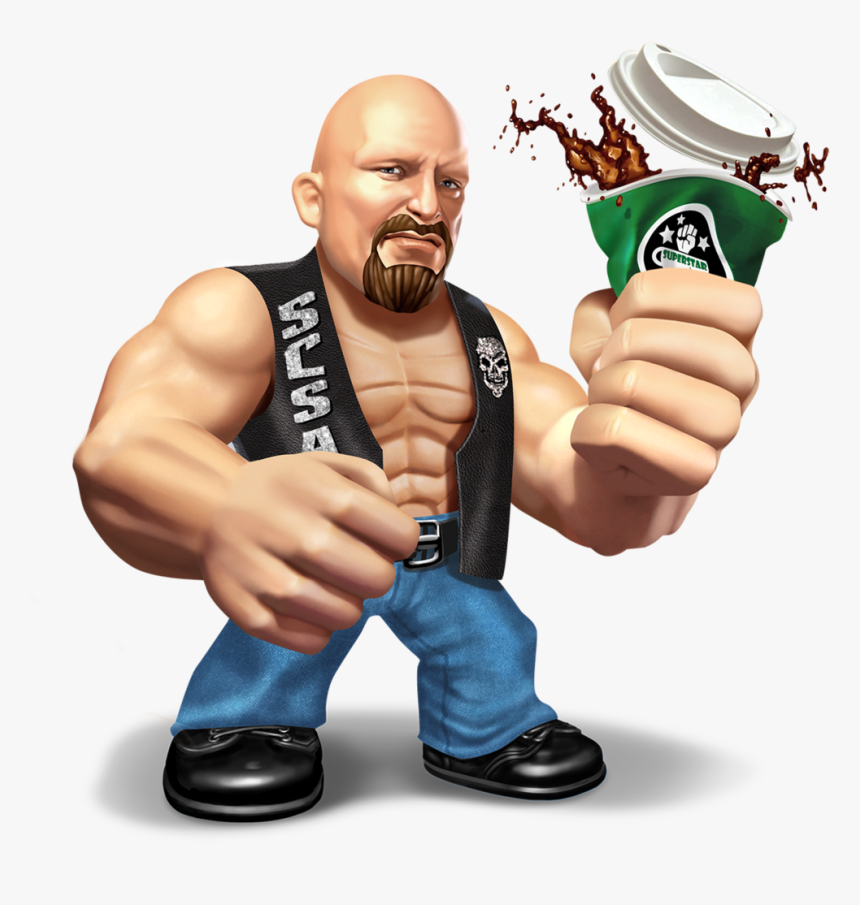 Cartoon , Png Download - Wwe Slam City Rock, Transparent Png, Free Download
