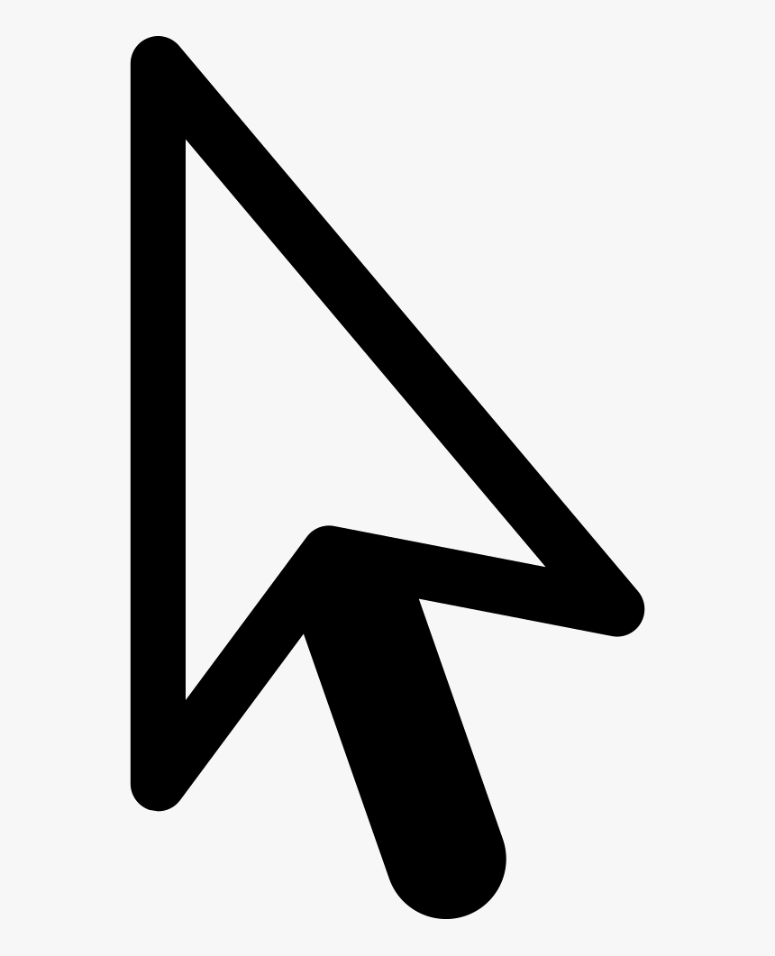 Computer Mouse Cursor, HD Png Download, Free Download