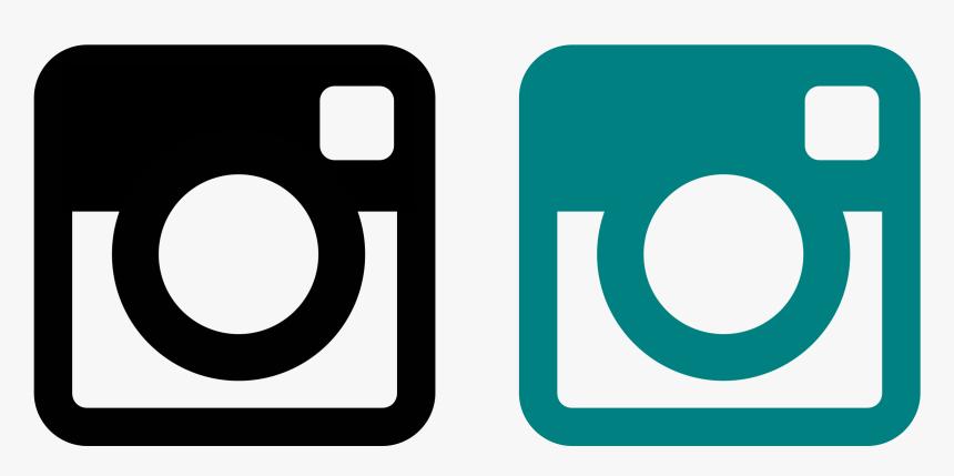 Instagram Icon Free Svg Transparent - Instagram Clip Art Free, HD Png Download, Free Download