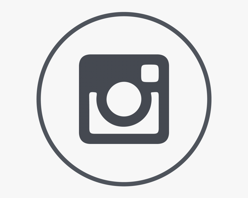 Instagram Png Transparent Icon - Instagram Snapchat Twitter Logos Png, Png Download, Free Download