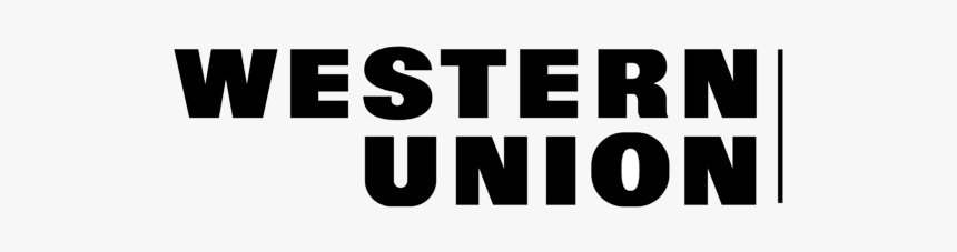 Western Union Logo Grey, HD Png Download, Free Download