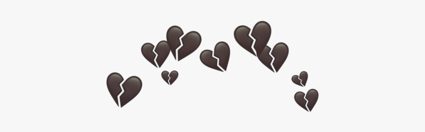 Broken Crown Png - Broken Heart Crown Png, Transparent Png, Free Download