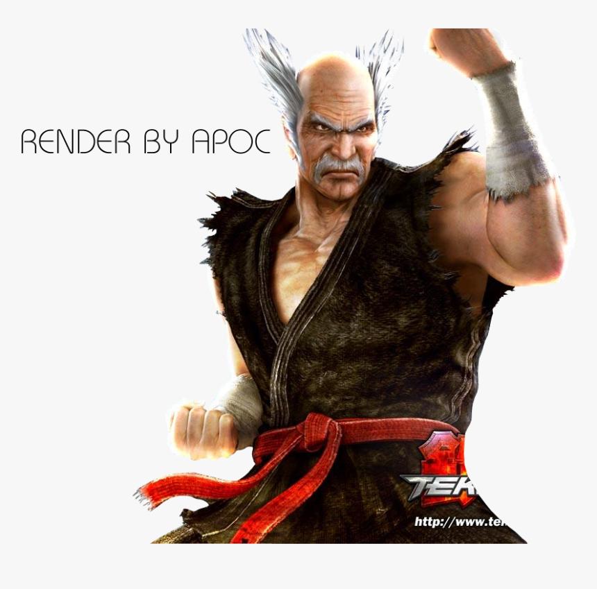heihachi mishima tekken 3 hd png download kindpng heihachi mishima tekken 3 hd png