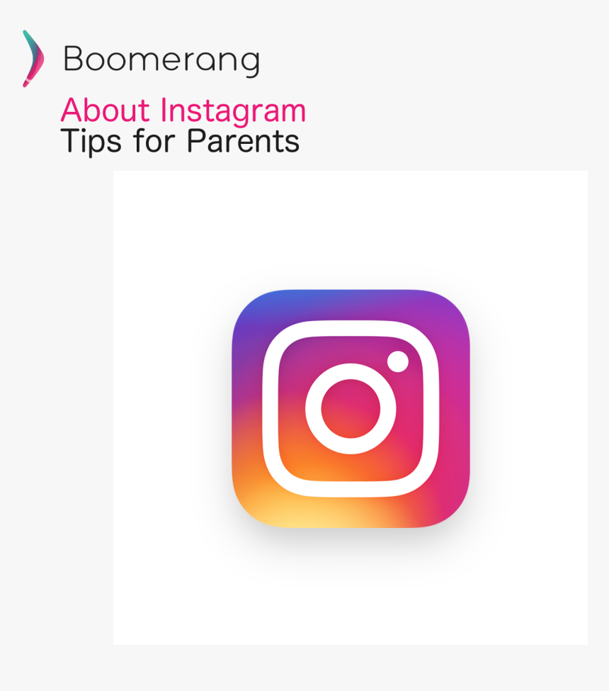 About Instagram Gotchas And Tips For Parents - Instagram Color Logo, HD Png Download, Free Download