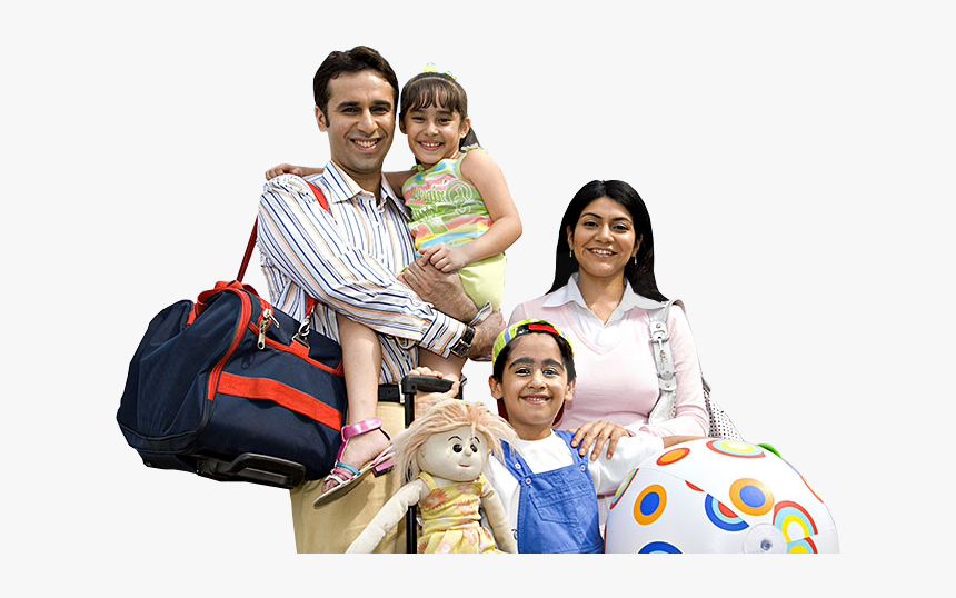 Happy Family Travel Png Transparent Png Kindpng