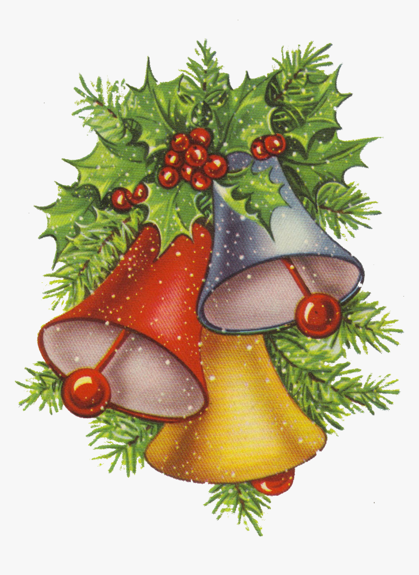 Christmas Bell Clipart Ornament, HD Png Download, Free Download