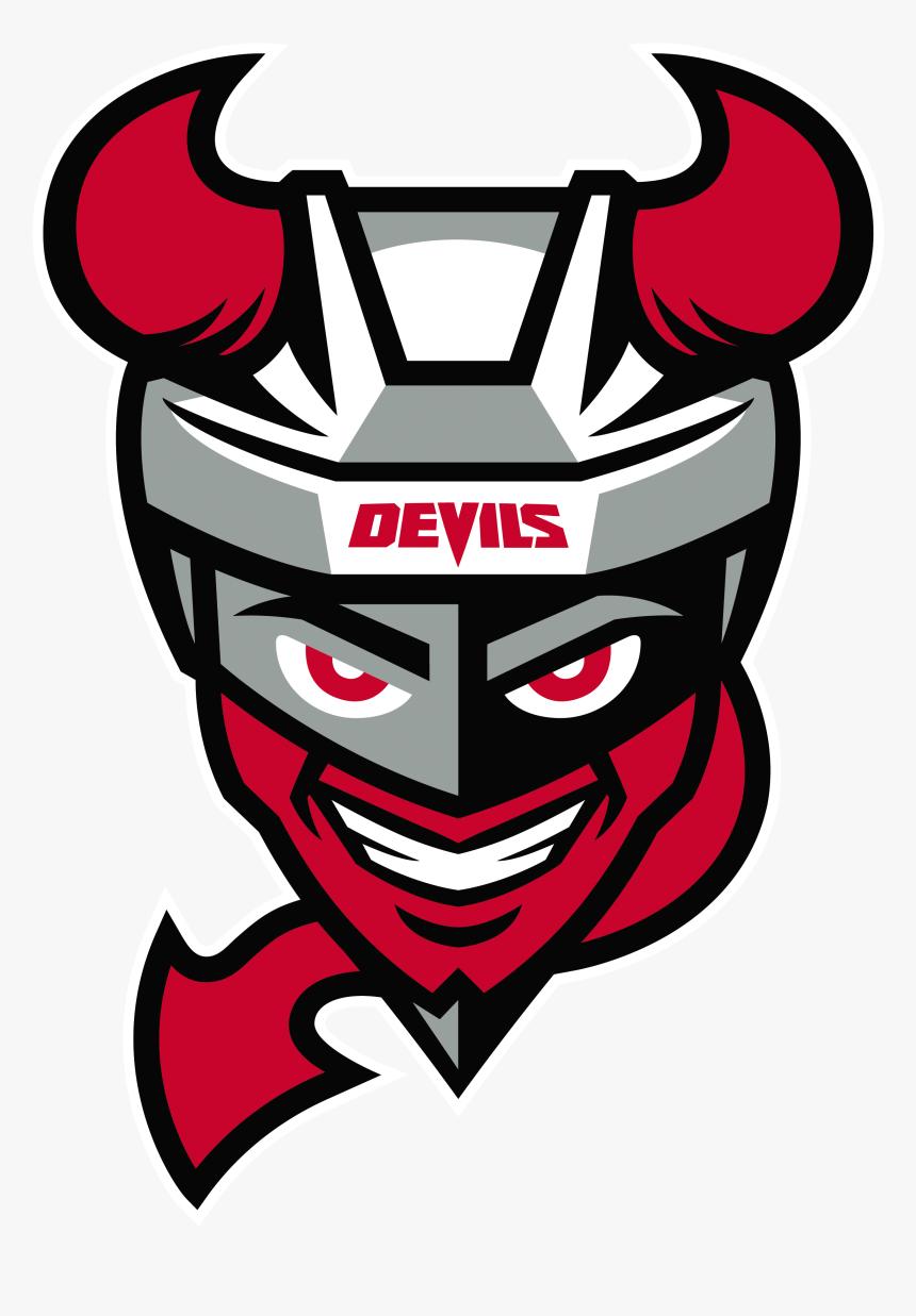 Jobs Harris Blitzer Sports Transparent Background - Binghamton Devils Logo, HD Png Download, Free Download