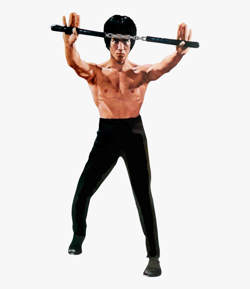 Download Bruce Lee Png Image - Birth Of The Dragon Nunchucks, Transparent Png, Free Download