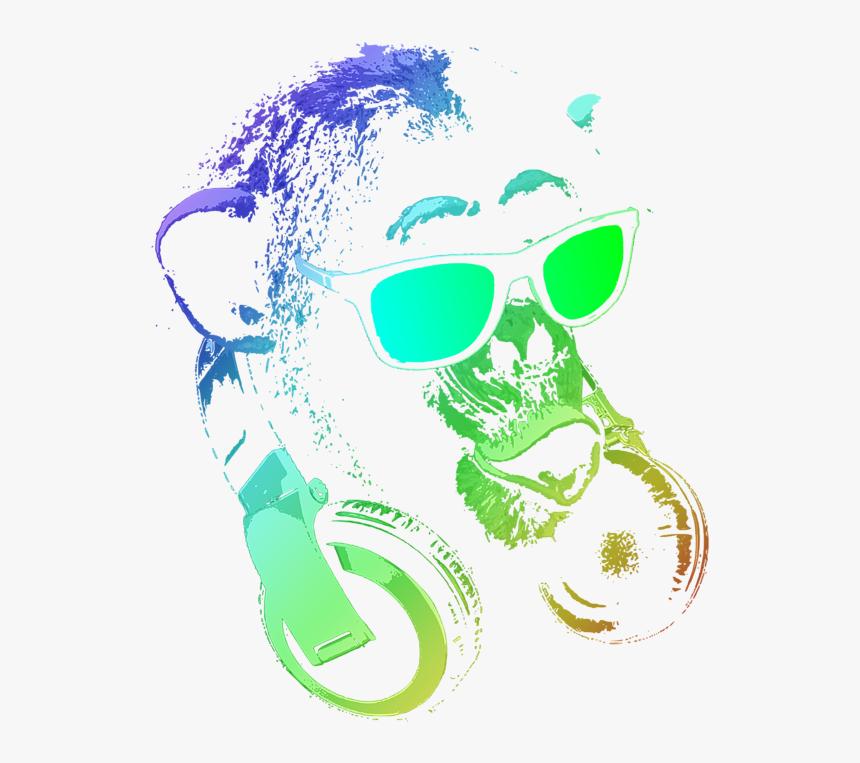 Dj Neon Png, Transparent Png, Free Download