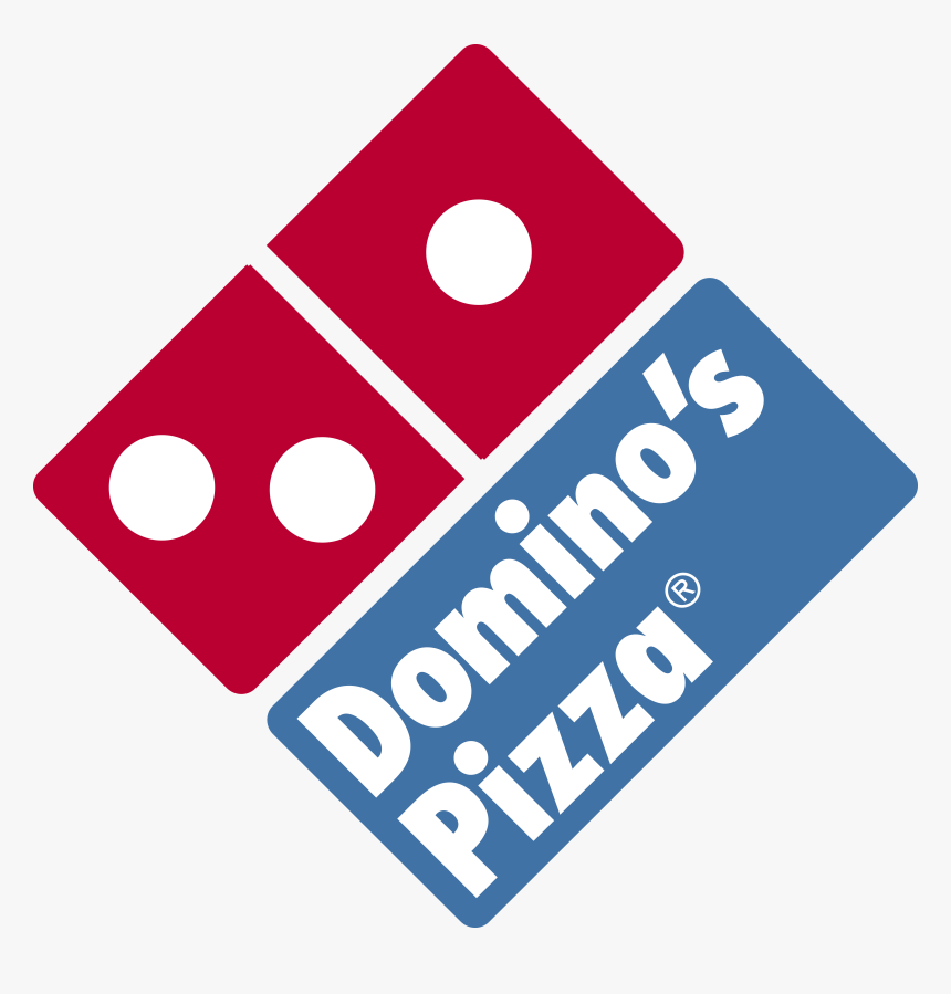 Dominos Pizza Logo Png, Transparent Png, Free Download
