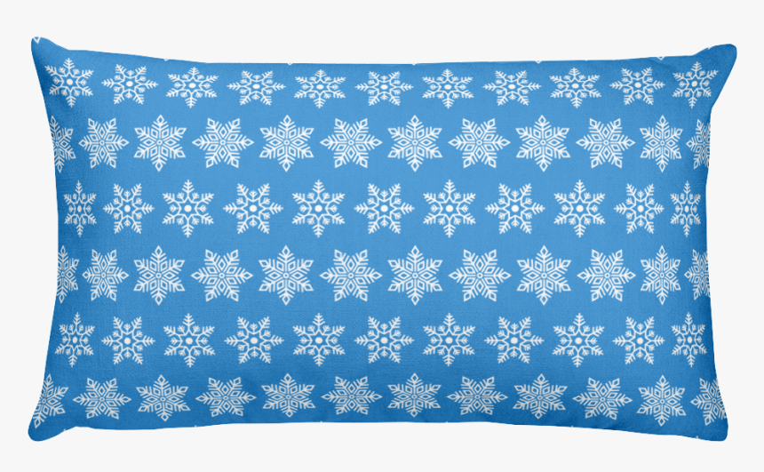 Light Blue And White Snowflakes - Consuela Sugar Skull Crossbody, HD Png Download, Free Download