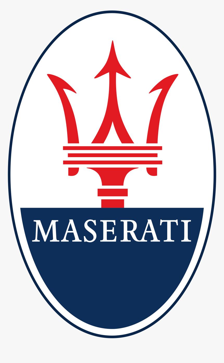 Maserati Logo Png - Logo Maserati, Transparent Png, Free Download