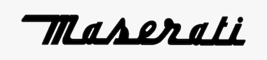 Maserati Granturismo S Logo Photo - Maserati Logo Text, HD Png Download, Free Download