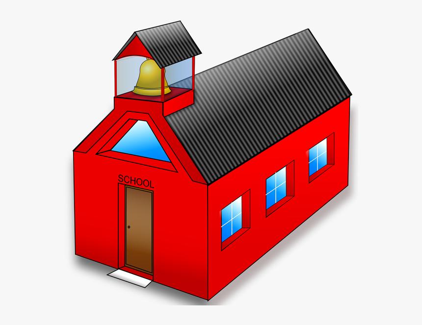 School Buildings Cliparts Png, Transparent Png, Free Download