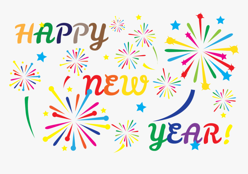 Happy New Year - Happy New Year 2018 Images Free, HD Png Download, Free Download