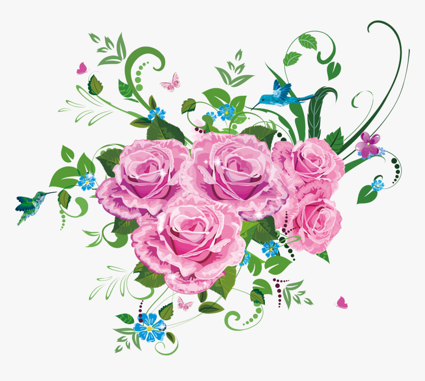 Bouquet Drawing Beautiful Flower Profile Flower Design Hd Png Download Kindpng,House Renovation Before And After Pictures