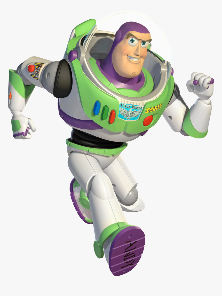 Buzz Clip Lightyear - Buzz Toy Story Png, Transparent Png, Free Download