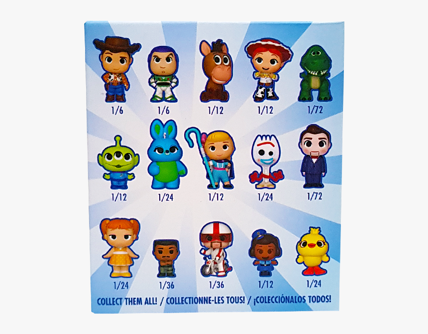 Funko Toy Story 4 Mystery Minis, HD Png Download, Free Download