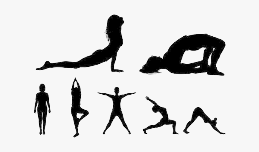 Woman Yoga Png Transparent Background Yoga Clipart Png Png Download Kindpng
