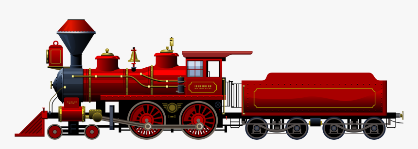 Clipart Train Transparent Background Steam Train Png Png Download Kindpng