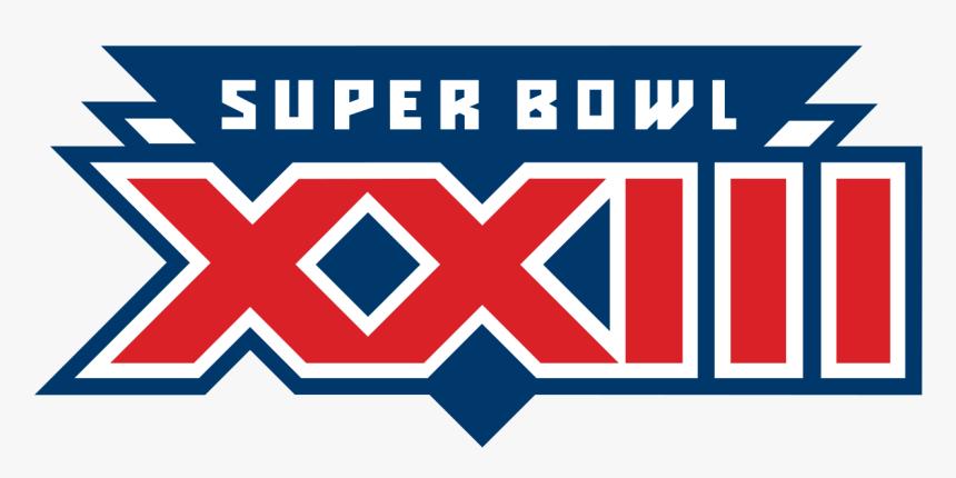 Super Bowl Xxiii - 49ers Vs Bengals Super Bowl, HD Png Download, Free Download