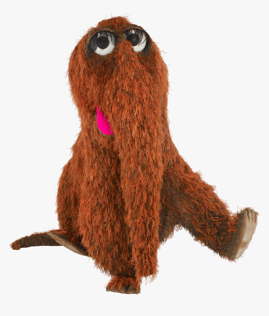 Sesame Street Characters Png - Sesame Street Snuffleupagus Png, Transparent Png, Free Download