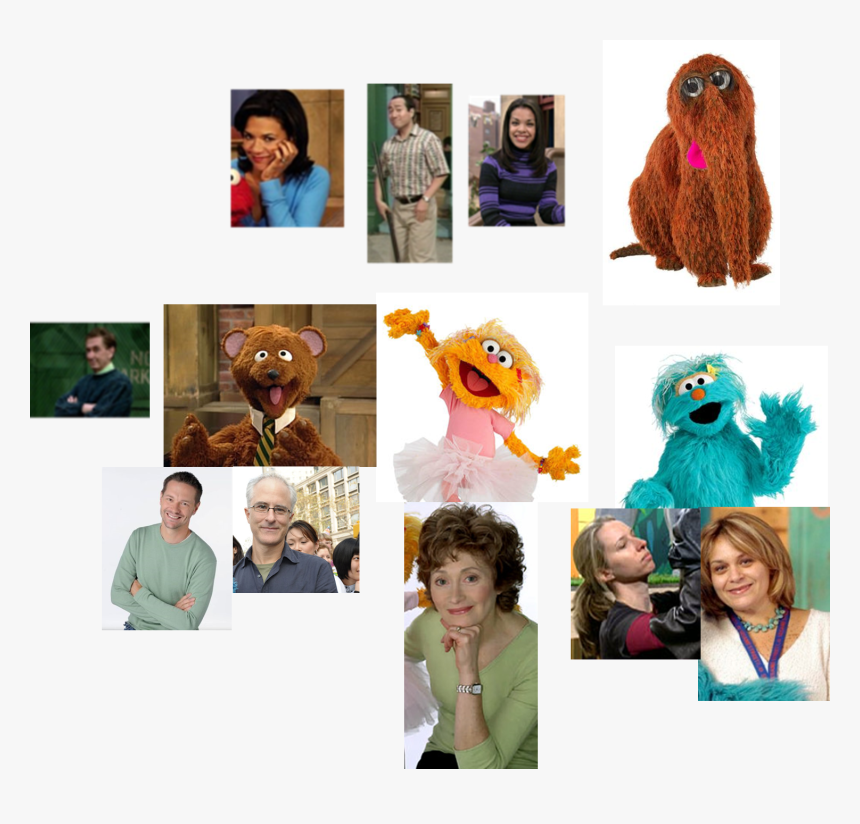 Muppet Wiki Behind The Scenes Sesame Street Episode - Sesame Street, HD Png Download, Free Download