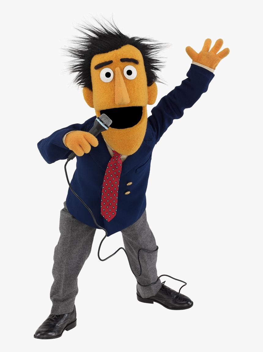 Muppet Wiki - Guy Smiley Sesame Street, HD Png Download, Free Download