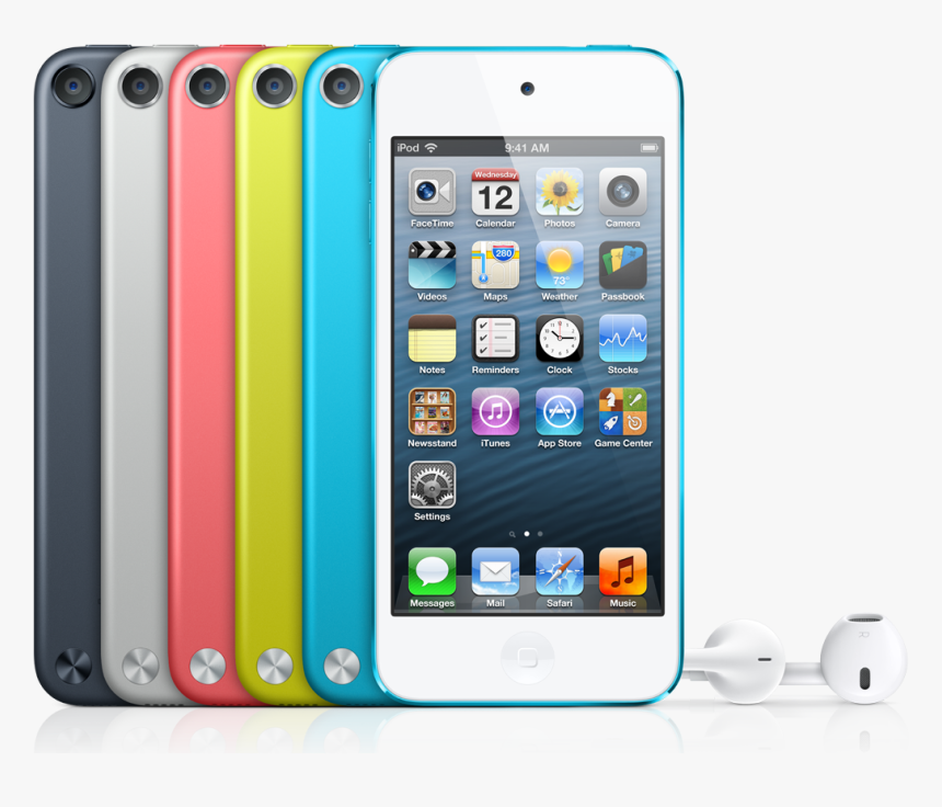 Transparent Ipod Png - Ipod Touch 9 Generation, Png Download, Free Download